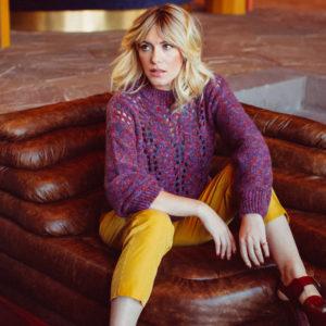 Veronique Leysen voor Maurice knitwear