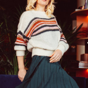Josy jumper by Maurice knitwear and veronique leysen